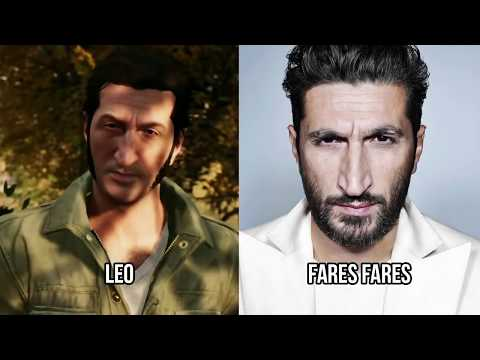 Characters and Voice Actors  A Way Out