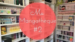 📚  Mangathèque TOUR #2 [Après déménagement] - Les Chroniques de la Fraise