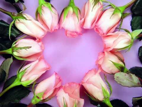 Букет из белых роз...