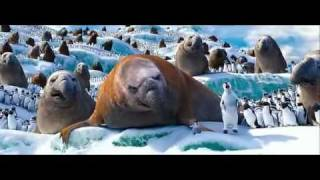 Repeat youtube video Happy Feet 2 - Under Pressure (good quality)