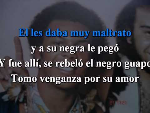 Joe Arroyo Rebelíon Karaoke