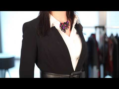 How Women Should Not Wear a Business Suit : Business Fashion & More