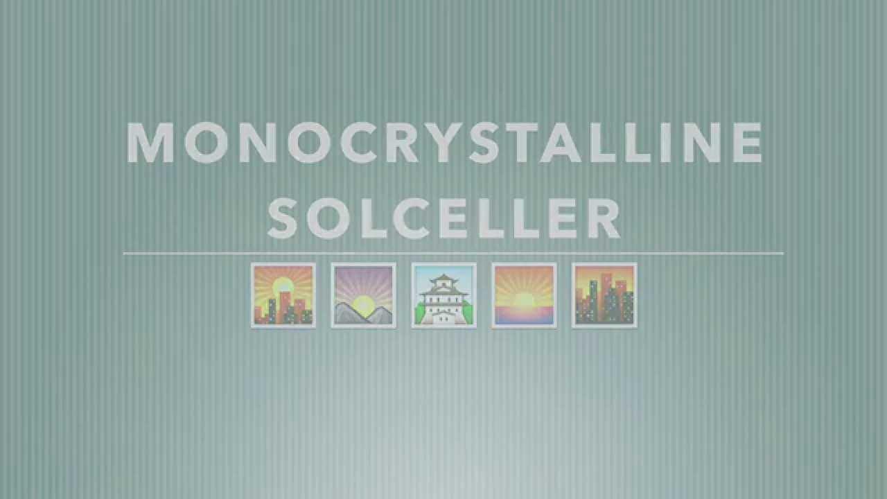 Solceller - fysik fremlæggelse