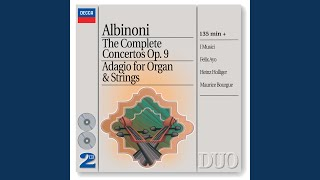 Albinoni: Concerto a 5 in F, Op.9, No.10 for Violin, Strings, and Continuo - Rev. Giegling - 2....