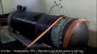 RENFORCEKiT 4D® - Aging test / Burst test - 30 000 Cycles