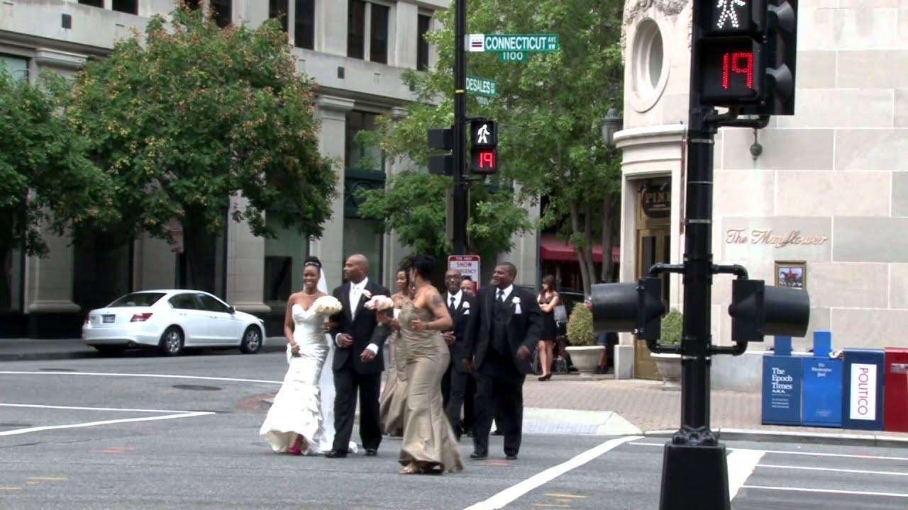 mayflower renaissance washington dc hotel 2 wedding