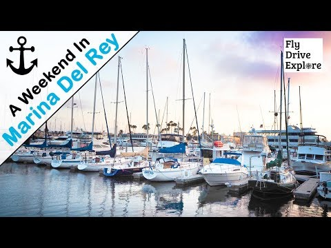Marina Puerto Del Rey from YouTube · Duration:  3 minutes 29 seconds
