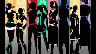 Repeat youtube video Vocaloid 8 Magnet Chorus