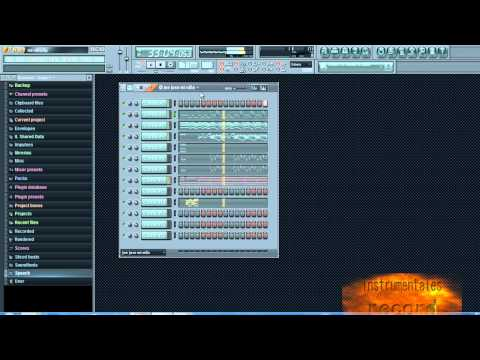 mi niña - jose jose (instrumental en fl FL Studio 10)