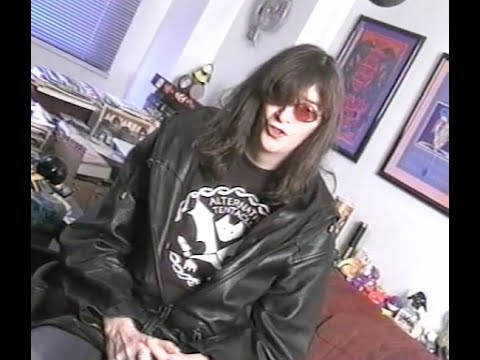 Joey Ramone - The Last Known Interview