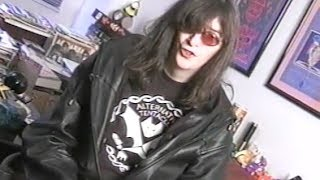 JOEY RAMONE – THE LAST KNOWN INTERVIEW, DECEMBER 2000 Interviewed b...