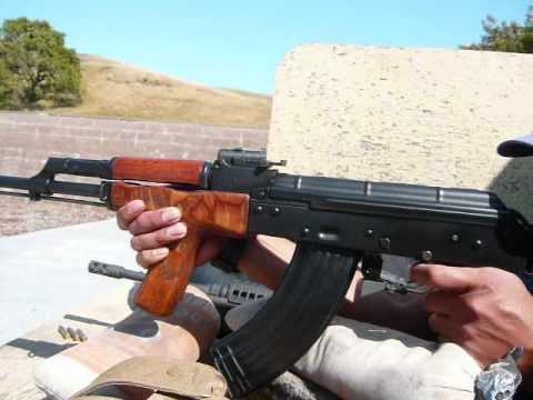ak 47 romanian g kit on nds 3 receiver youtube
