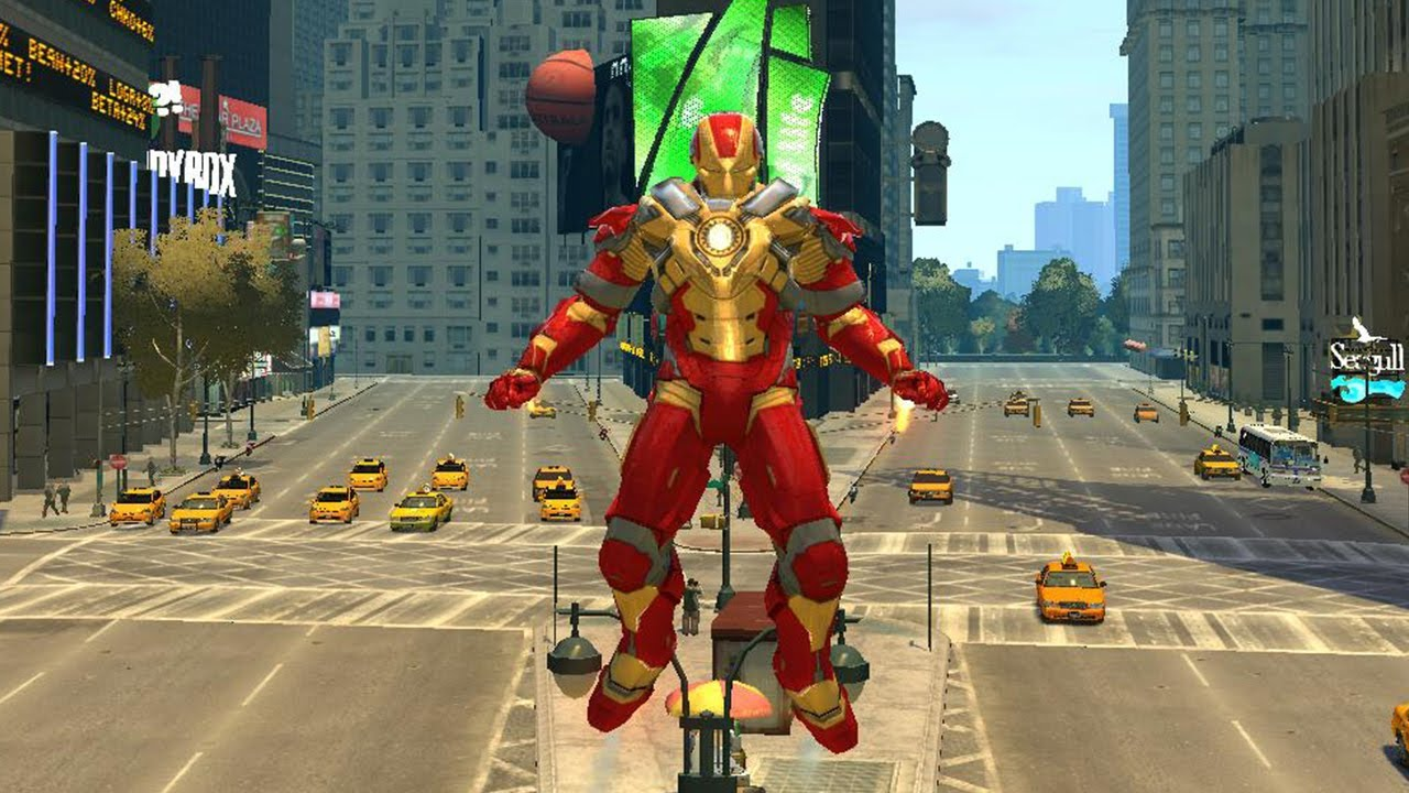 Image result for gta iron man