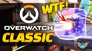 Overwatch Classic - INSANE Removed Hero Abilities! (Good or Bad Idea?!)