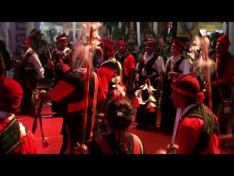 Reba Ngada Jakarta 2016 - Lagu Dhedhi Mani(gaya goe-goe)