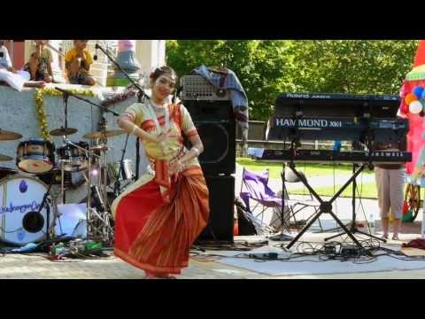 Indian classical dance, Boston Ratha Yatra 2013