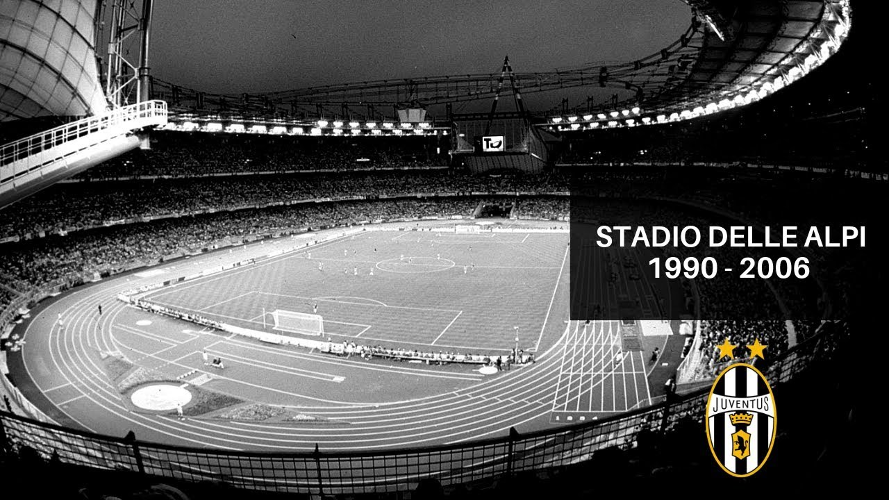 Stadio Delle Alpi Juventus Fc Stadium 1990 2006 Youtube
