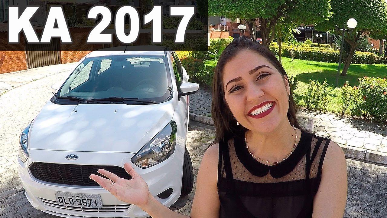 Test Drive Ford Ka 2016 2017 1 0 Se Plus Em Detalhes Youtube