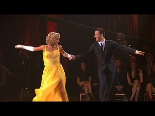 Donald Driver, Katherine Jenkins Rock Dancing With the Stars 14 Premiere