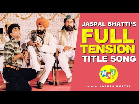 Jaspal bhatti as a fake police officer | full tension | jaspal.