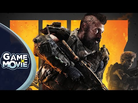 CALL OF DUTY: BLACK OPS 4 - LE FILM COMPLET (GAME MOVIE)