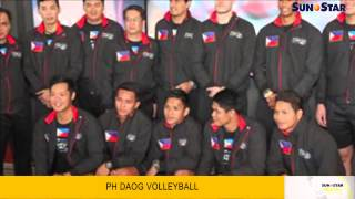 PH daog volleyball