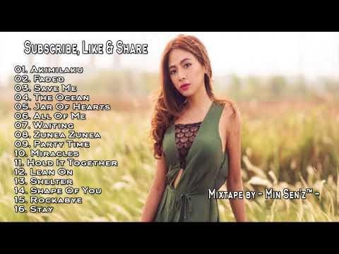BREAKBEAT DJ AKIMILAKU VS FADED VS SAVE ME ( FULL REMIX DJ RONNY ) - Mix by Min Sen'z™