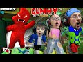 ROBLOX GUMMY! ESCAPE the Giant Sour Patch! (FGTeeV vs. Chapter 1)