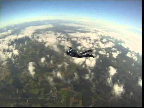Saut parachute n 5 en pac vannes meucon youtube - Saut parachute vannes ...