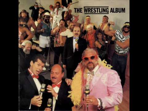 """The Wrestling Album:The Wrestlers - """"Land of a Thousand Dances"""""""