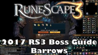 2017 Runescape 3 Barrows Guide - A Complete Walkthrough
