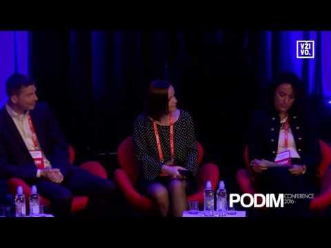Startup Wars – The Corporate Force Awakens – PODIM Conference 2016 Panel Discussion