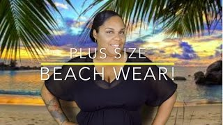 Plus size | beach wear lookbook