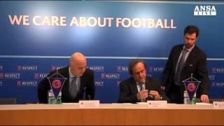 Calcio: Europei 2020 si fanno in 13