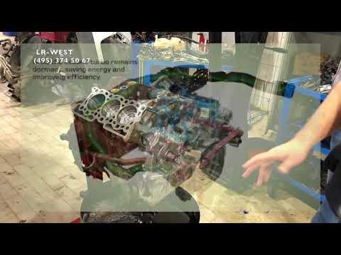Ремонт дизельного двигателя 3 0 ТД на Дискавери 4 - обзор случая из практики.