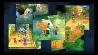Dragon Quest IX (NDS) Action RPG (2006) trailer