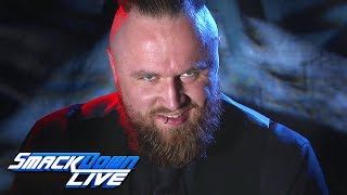 Who's knocking on Aleister Black's door?: SmackDown LIVE, June 25, 2019 thumbnail