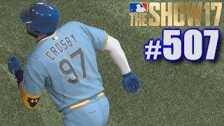 SIRI KEEPS INTERRUPTING ME! | MLB The Show 17 | Road to the Show #507