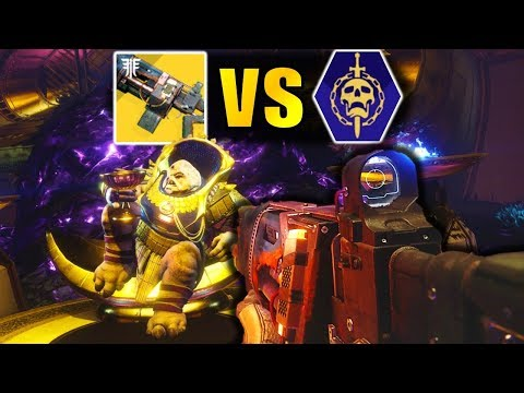 Destiny 2: CERBERUS+1 vs Leviathan Raid! thumbnail