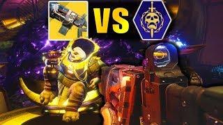 Destiny 2: CERBERUS+1 vs Leviathan Raid!