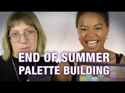 Palette Building Ep. 1 | Lethal Cosmetics