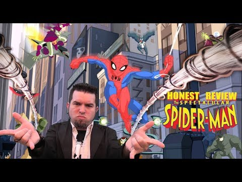 Honest Review: Spectacular Spider-man
