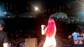 """ME GUSTA """"MUEVE EL TOTO"""" EN CARPA DEL PUJLLAY, SALTA 17.02.14"""