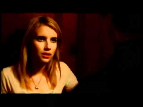 Freddie Highmore And Emma Roberts Kiss