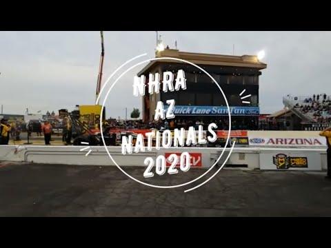 NHRA Arizona Nationals 2020