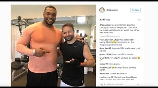 The Bet is Confirmed Between Richard Seymour & Daniel Negreanu