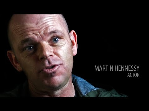 Martin Hennessy (Actor) Interview 2014 - Youghal Co. Cork Ireland