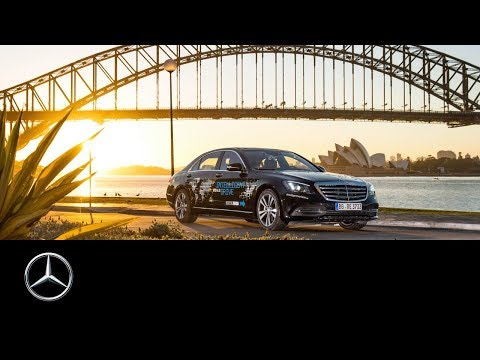 Mercedes-Benz: Intelligent World Drive – Part 3: Australia
