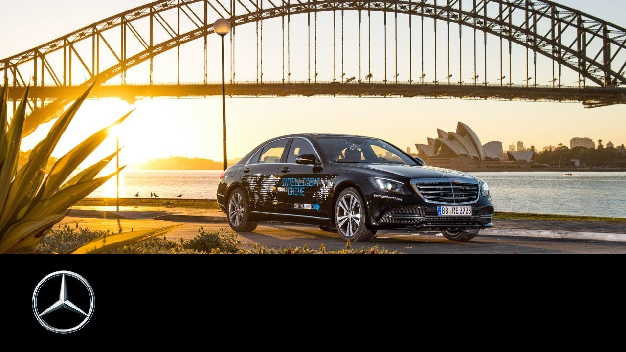 Autonomous Driving in Australia: Mercedes-Benz Intelligent World Drive (Part 3)