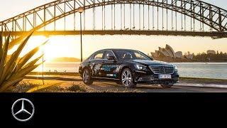 Autonomous Driving in Australia: Mercedes-Benz Intelligent World Drive (Part 3)